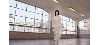 Giorgia indossa ALTIEBASSI nel suo nuovo video CREDO
